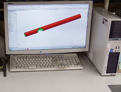 3次元ソリッド板金CADシステム SheetWorks